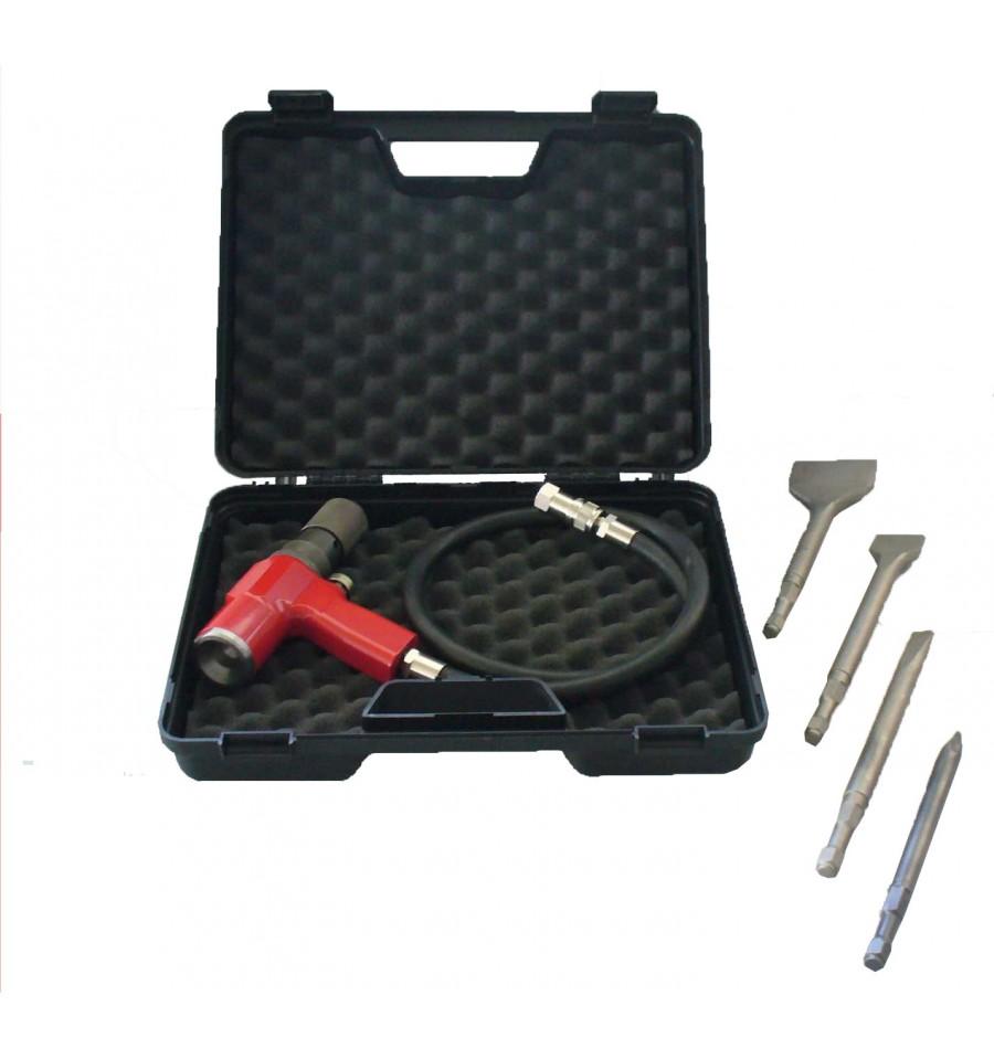 Marteau burineur pneumatique oph 250 acf avec accessoires - Marteau burineur pneumatique ...
