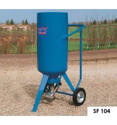 Sableuse ACF SF 104 sans équipement