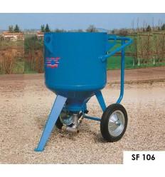 Sableuse ACF SF 106 sans équipement