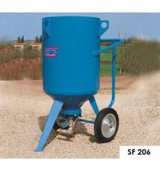 Sableuse ACF SF 206 sans équipement