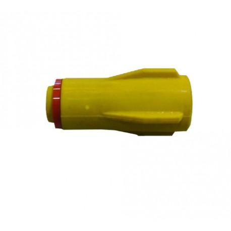 Buse cylindrique pour aérogommeuse Colibri
