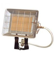 Chauffage mobile radiant au gaz SOLOR 4200 SA Sovelor