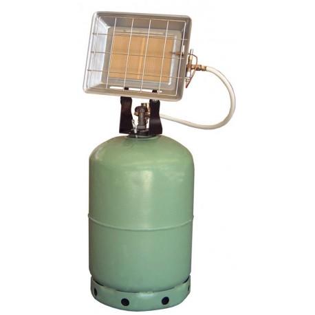 Chauffage mobile radiant au gaz SOLOR 4200 CAB Sovelor