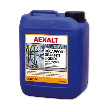 DECAPFORT GRAFFITI LIQUIDE 5L Aexalt