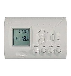 Horloge thermostatique 7 jours Sovelor