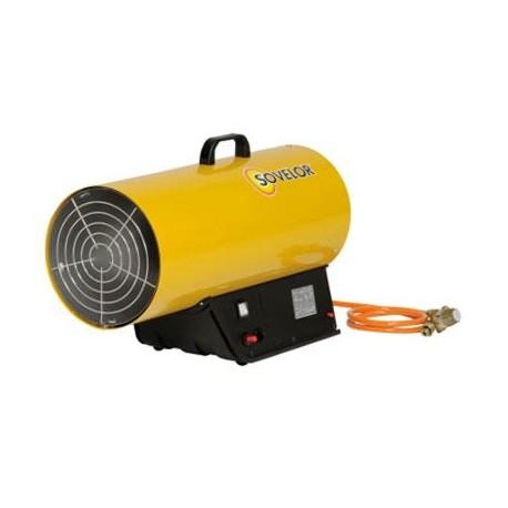 Chauffage mobile au gaz BLP33M Sovelor