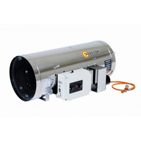 Chauffage suspendu gaz propane GA100C Sovelor
