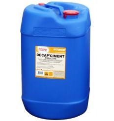 Nettoyant ciment DECAP'CIMENT 30L