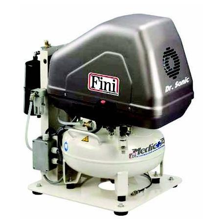 Compresseur d'air Dr.Sonic 102-24F-FM-0,75M Fini
