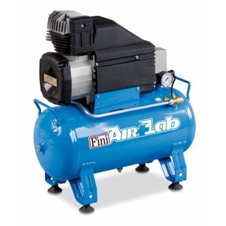 Compresseur d'air LAB 102-24F-0,75M Fini