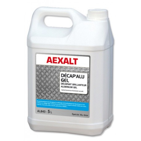 DECAP'ALU GEL 5L