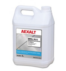 Nettoyant aluminium BRILL'ALU 5L