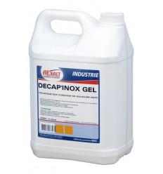 Nettoyant inox DECAP' INOX GEL 5L