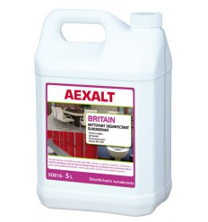 Désinfectant AExalt BRITAIN 5L