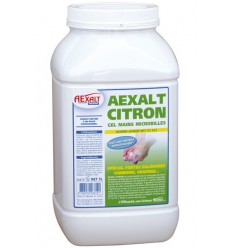 Savon AEXALT CITRON sans solvant 5L