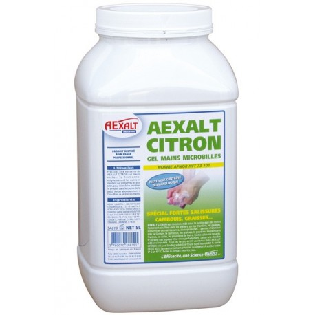 AEXALT CITRON sans solvant 5L