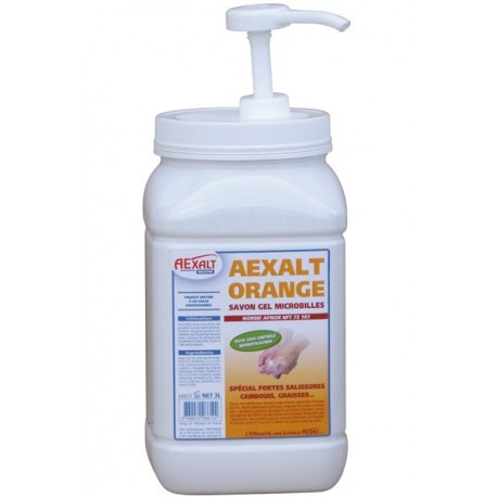 Aexalt'ORANGE microbille sans solvant - 3L