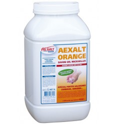 Savon Aexalt'ORANGE - 5L