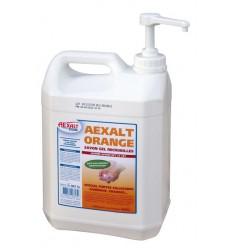Savon AEXALT ORANGE - 4,5L avec pompe