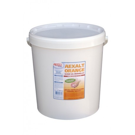 Aexalt ORANGE seau 15L