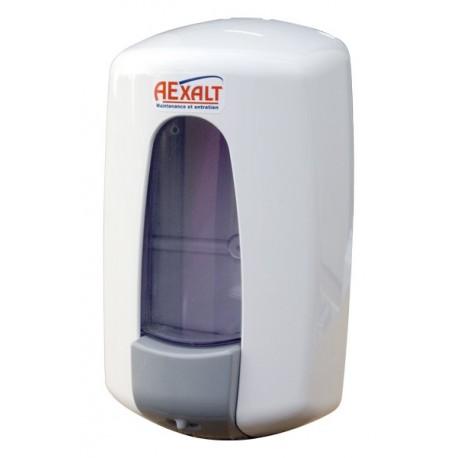 Distributeur plastique savon liquide 1L