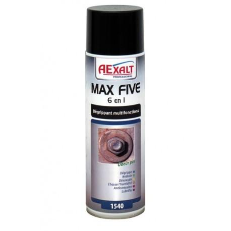 MAX FIVE Dégrippant Multifonctions