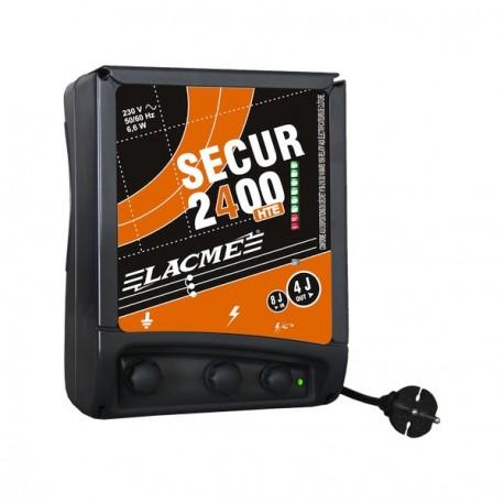 Électrificateur Secur 2400 HTE Lacme