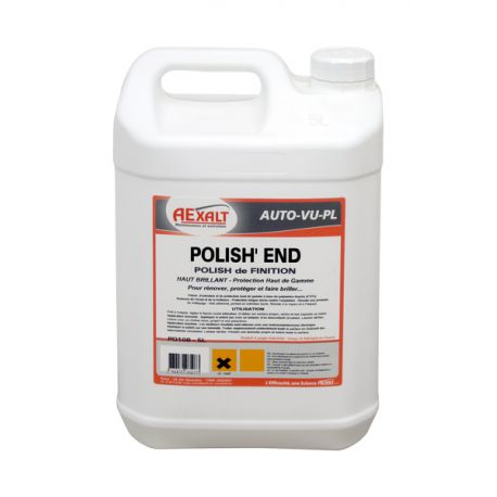 Polish carrosserie POLISH'END - Finition 5L
