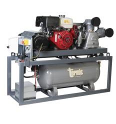 Compresseur Siamois avec génératrice 40/90 Lacme