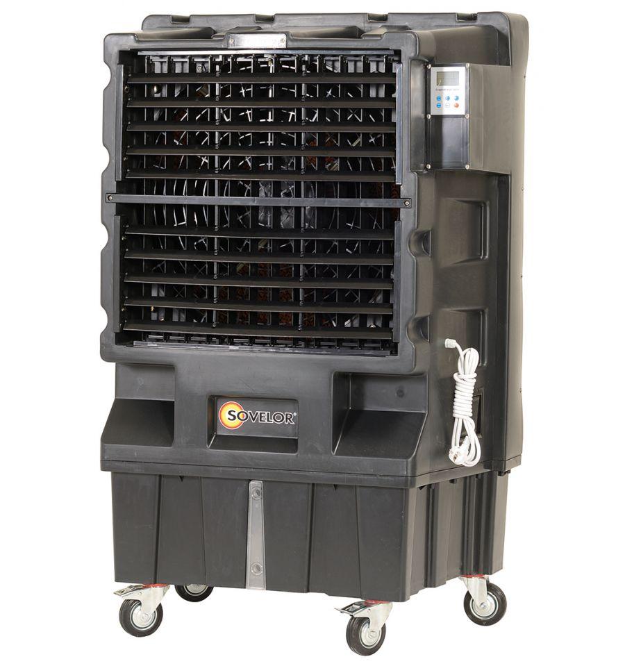 rafraichisseur d 39 air mobile cold 120 sovelor. Black Bedroom Furniture Sets. Home Design Ideas