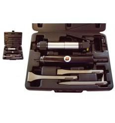Coffret décapeur dérouilleur pneumatique UT8631BK