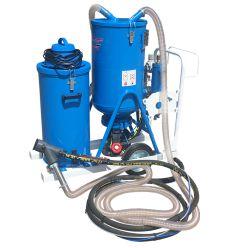 Sableuse sans poussière BPSP50
