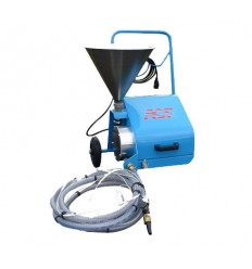 projecteur de ciment machine cr pir sablon mural fa ade. Black Bedroom Furniture Sets. Home Design Ideas