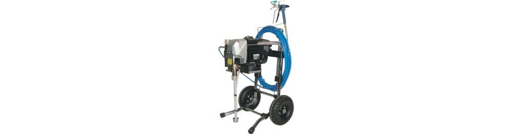 Pompe airless électrique